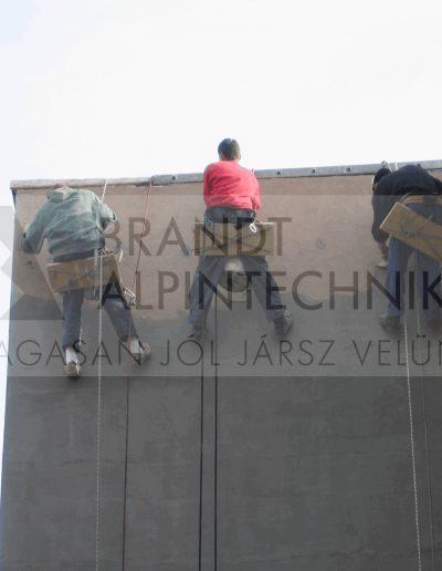 Tűzfal hőszigetelés Budakeszi (16)
